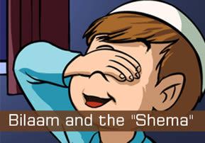 "Balak: Bilaam and the ""Shema"""