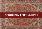 Shaking the Carpet