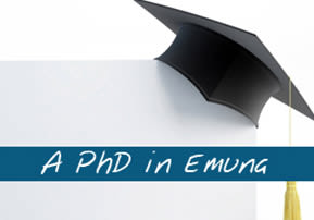 A PhD in Emuna