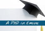 A PhD in Emuna