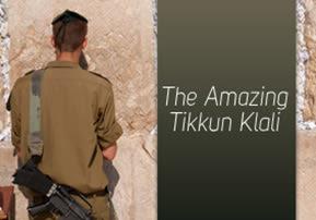 The Amazing Tikkun Klali