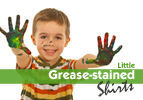 Little Grease-stained Shirts