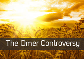 The Omer Controversy