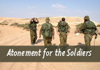 Atonement for the Soldiers