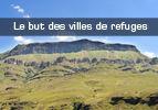 Le but des villes de refuges