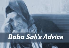 Baba Sali's Advice