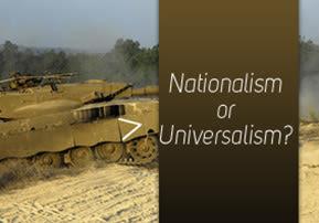 Mikeitz: Nationalism or Universalism?