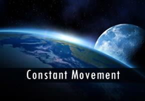 Constant Movement