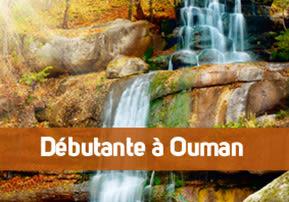 Débutante à Ouman