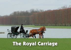 Yitro: The Royal Carriage