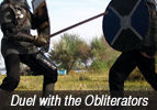 Duel with the Obliterators