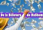 De la Billetera de HaShem