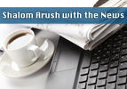 Shalom Arush with the News