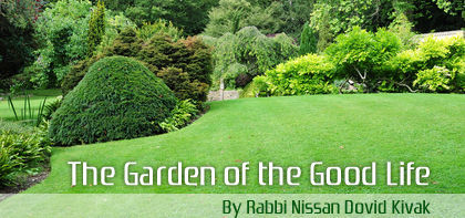 Terumah - The Garden of the Good Life