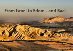 From Israel to Edom and Back