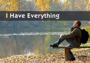 Vayishlach: I Have Everything