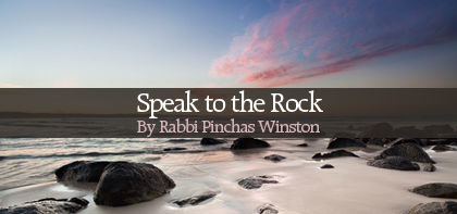 Chukat: Speak to the Rock