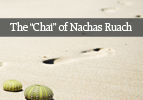 "The ""Chai"" of Nachas Ruach"