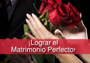 ¡Lograr el Matrimonio Perfecto!