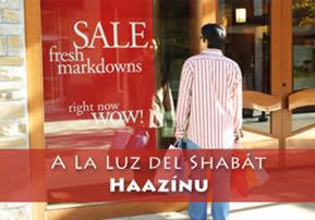 A La Luz del Shabát - Haazinu