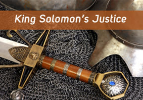 King Solomon's Justice