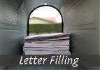 Letter Filling