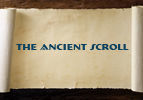 The Ancient Scroll