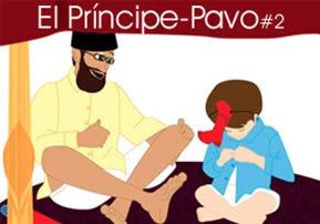 El Príncipe-Pavo,  #2
