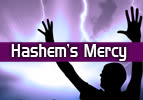 Hashem's Mercy