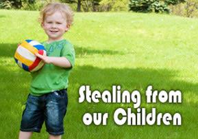 Tzav: Stealing From our Children