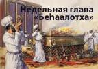 Недельная глава  «Беаалотха»
