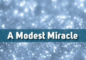 A Modest Miracle