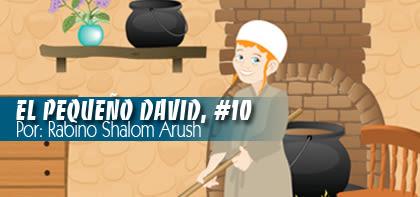 El Pequeño David, #10