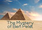 Korach: The Mystery of Ben Pelet