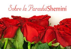 Sobre la Parashá - Sheminí