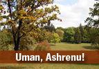 Uman, Ashrenu!