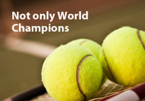 Not only World Champions