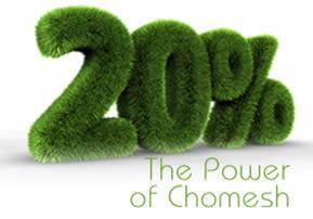 The Power of Chomesh