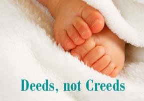 Emor: Deeds, not Creeds