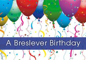 A Breslever Birthday