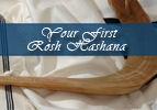 Your First Rosh Hashana