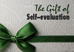 The Gift of Self-evaluation