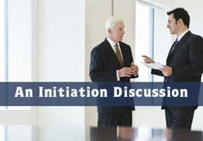 An Initiation Discussion