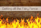 2010: Getting off the Fiery Fence