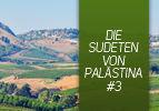 Die Sudeten von Palästina (3)
