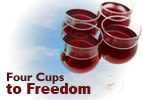 Four Cups To Freedom
