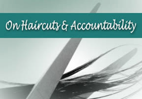 On Haircuts and Accountability