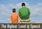 The Highest Level of Speech