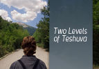 Two Levels of Teshuva