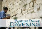 Posture During Davening